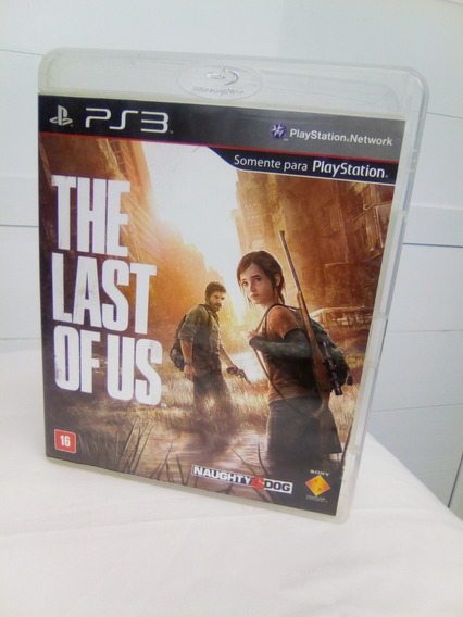The Last Of Us Sony Ps3