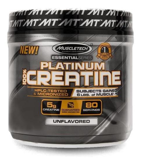 Platinum 100% Creatina Micronized (100g) Muscletech