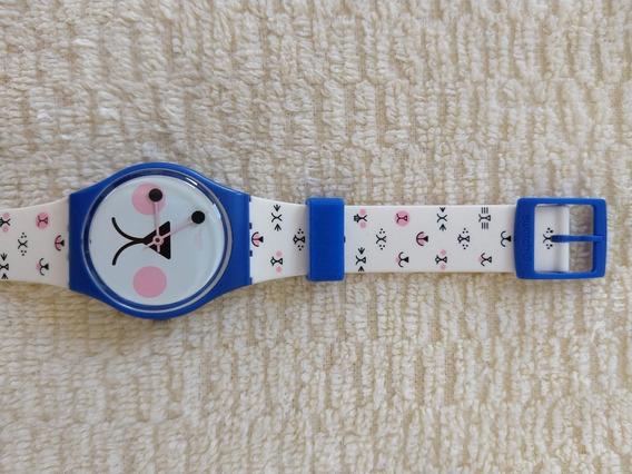 Relógio Swatch Gatinho