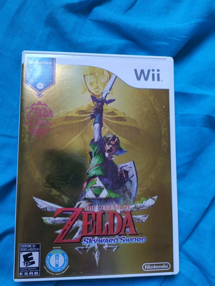 Zelda - Skyward Sword Wii