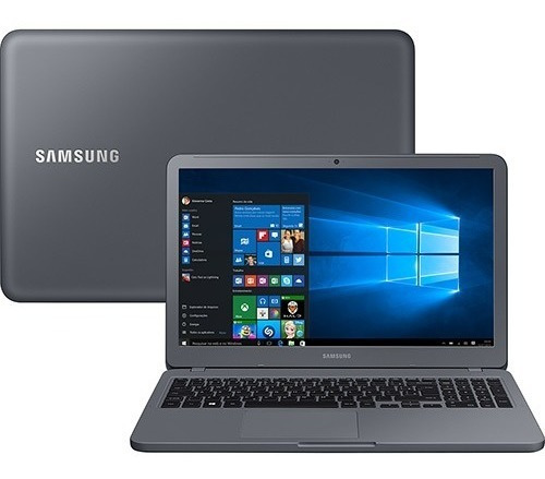 Notebook Samsung Essentials E30 Intel Core I3 4gb 1tb