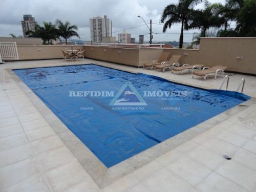 Imagem 1 de 8 de Apartamento, Bosque Das Juritis, Ribeirão Preto - 13786v-v