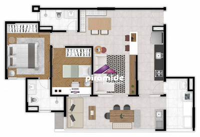 Ultimas Unidades Com A Construtora Apartamento Com 2 Dormitórios À Venda, 85 M² Por R$ 591.900 - Vila Adyana - São José Dos Campos/sp - Ap10353