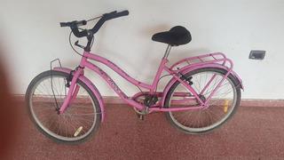 Bicicleta De Nena - Rodado 24