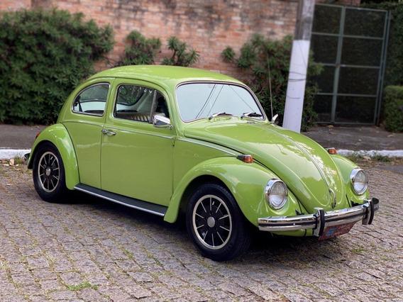 Volkswagen Fusca 1.500 - 1973