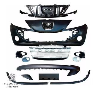 Kit Paragolpe Nacional Peugeot 207 1.6 Nafta De Faro Aux