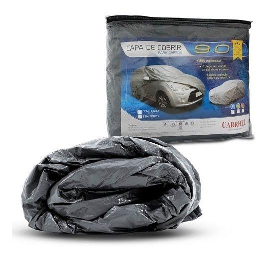 Capa Cobrir Carro Contra Sol E Chuva À Prova De Agua P M G