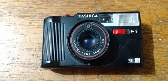 Camera Yashica Mf-3 Super Analogica Antiga Para Coleção ...