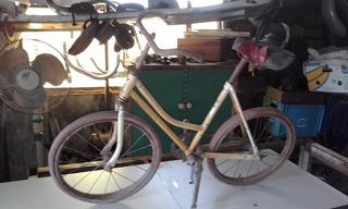 Antígua Bicicleta De Nena , Colecionistas,restauradores