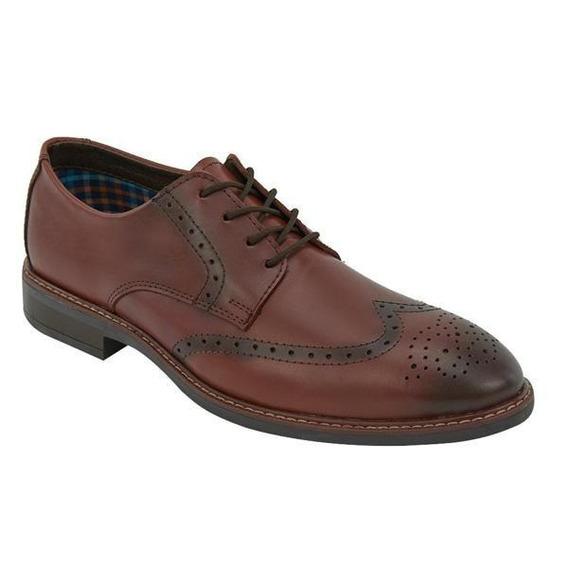 Zapato P/caballero Mundo Terra 017579 Uy4
