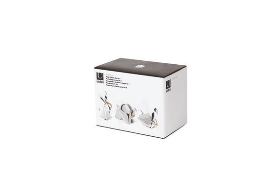 Umbra Alhajero Origami Gift Box (3) Cromo