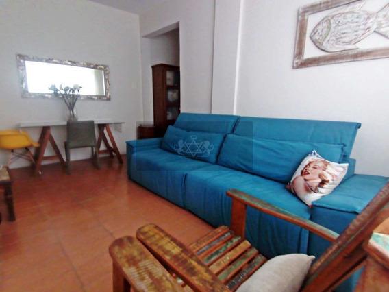 Apartamento Com 2 Dorms, Centro, Caraguatatuba - R$ 235 Mil, Cod: 604 - V604