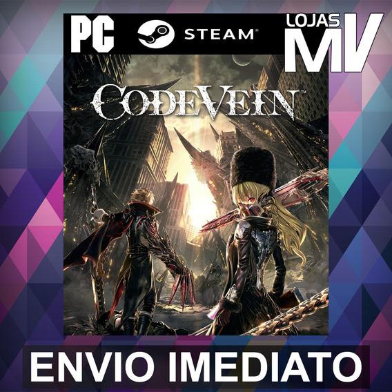 Code Vein Pc Steam Gift Presente