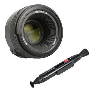 Lente Yongnuo 50mm 1.8 Para Nikon Nueva Version
