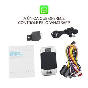 Kit Rastreador + Bloqueador Veicular Em Goiânia