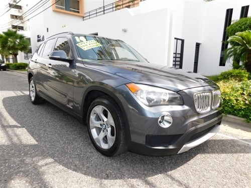 Bmw X1 2014 Full Clean Panoramica Piel V4