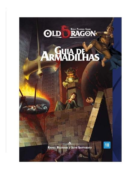 Old Dragon - Guia De Armadilhas - Rpg - Redbox