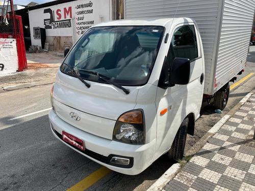 Imagem 1 de 9 de Hyundai Hr 2014 Bau 3m