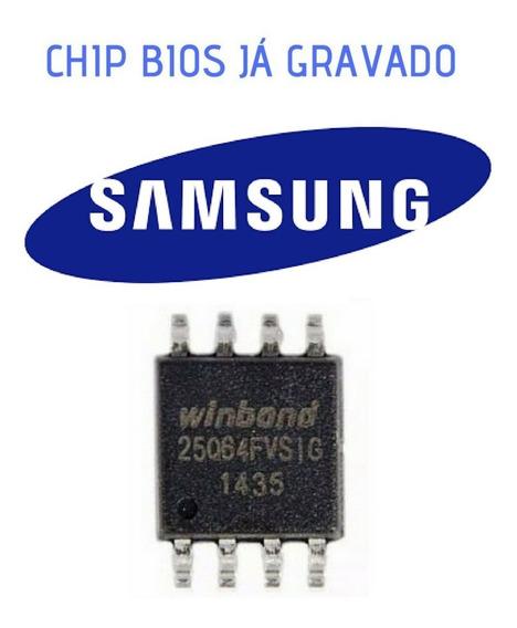Chip Bios Samsung Rv411. Já Gravado. Frete Incluso.