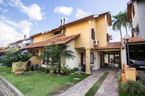 Casa Condomínio Em Marechal Rondon Com 3 Dormitórios - Rg5788