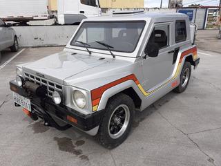 Gurgel X12 Tr Plus 1987, Nâo É Bugre, Buggy Ou Jeep
