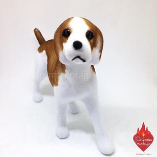 Perro Beagle Felpa Animales Deco Granja Can Puppies Razas