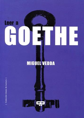 Leer A Goethe