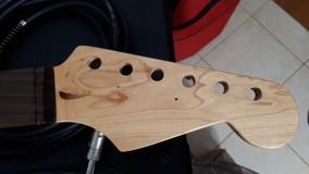Braço Stratocaster Usado - Ñ Compre S/ Antes Perguntar