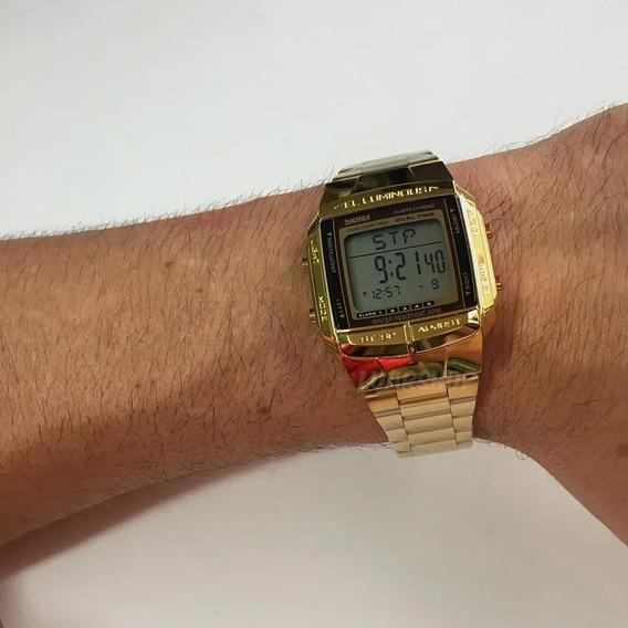 Relógio Estilo Sport, Dual Time, Luz Led,a Escolha