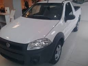 Fiat Strada 1.4 Working Cs Nafta Gnc Entrega Sólo Con Dni