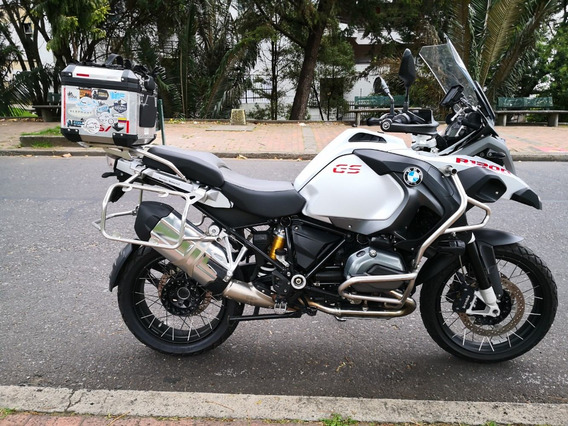 Bmw 1200 Gs Adventure 2016
