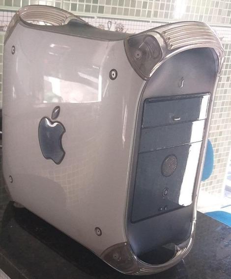 Gabinete De Pc Apple Power G4 Apenas Para Retirada De Peças.