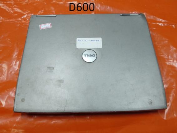 Notebook Dell D600 ** Com Defeito **