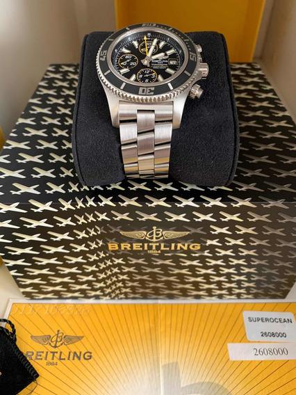 Relógio Breitiling Superocean Chronograph Ii