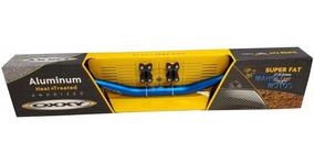 Guidão Oxxy Super Fat Bar Baixo + Adaptador Bros/xre/lander