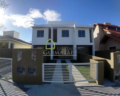 Casa Nova Com 3 Dormitórios, Residencial À Venda, São João Do Rio Vermelho, Florianópolis. - Ca00150 - 33906906