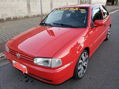 Imagem 1 de 8 de Volkswagen Gol 1998 1.6 Mi Cl 3p