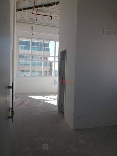 Imagem 1 de 15 de Sala Para Alugar, 65 M² Por R$ 2.300,00/mês - Jardim Aquarius - São José Dos Campos/sp - Sa0414
