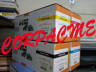Combo 4 Toner Premium Hp Cp1525nw Ce320123a Color 128a