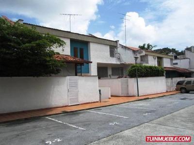 Townhouses En Venta La Boyera 18-14243 Rah Samanes