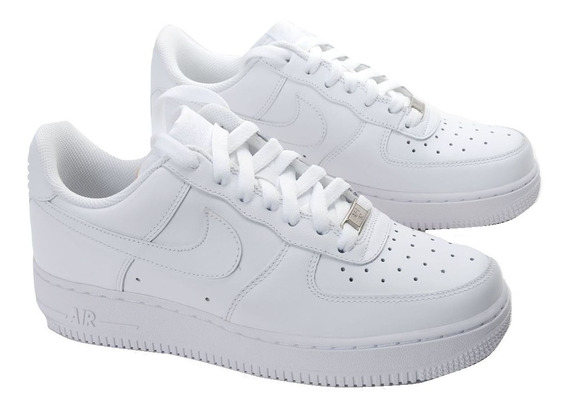 Zapatillas Tenis Nike Air Force 1 One Mujer Clasicas