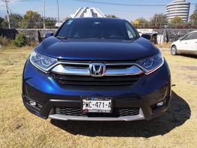 Honda Cr-v 1.5 Turbo Plus Cvt 2018