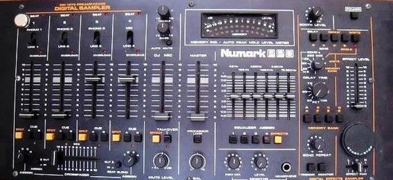 Mixer Numark Dm 1975 - Excelente Estado