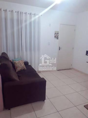 Apartamento Com 2 Dormitórios À Venda, 42 M² Por R$ 150.000 - Jardim Doutor Paulo Gomes Romeo - Ribeirão Preto/sp - Ap4413