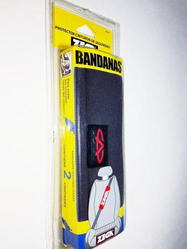 Bandana Para Cinturón De Seguridad, Para  Chery, Color Gris