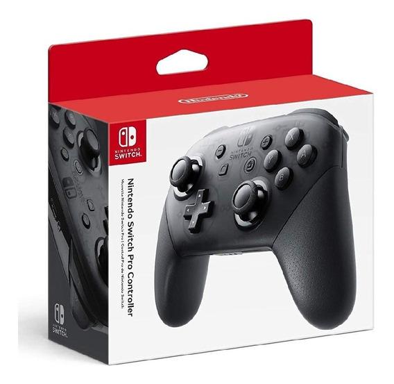 Controle Pro Original( Modelo Corrigido 9c) Nintendo Switch