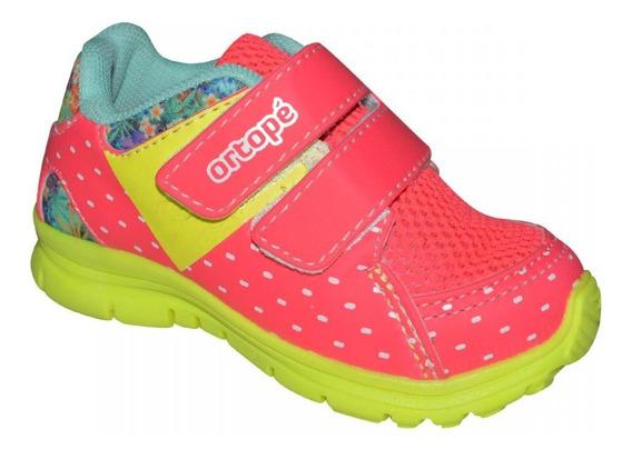 Tenis Ortope New Jogging 292076 Infantil