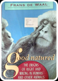 Livro Good Natured De Frans De Waal