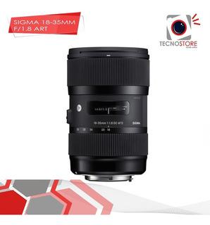 Sigma 18-35mm Art F1.8, Buen Precio