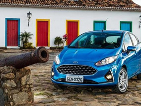 Ford Fiesta 1.6 Flex Sel Powershift